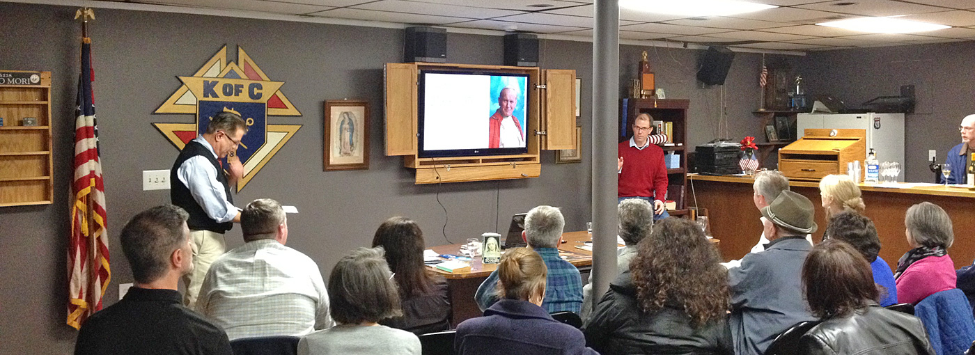 History, Art and Meaning of the Rosary Presentation