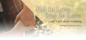 Fall In Love Graphic