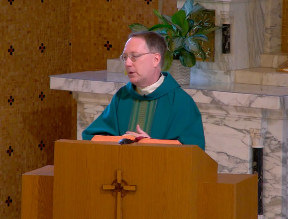 July 26, 2020 – Fr. Tim Stephens