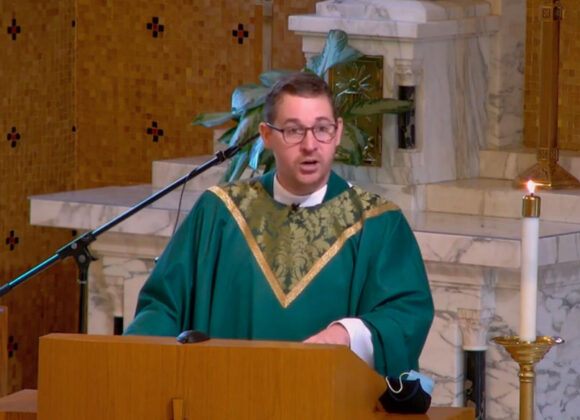 August 9, 2020 – Fr. Jason Brauninger